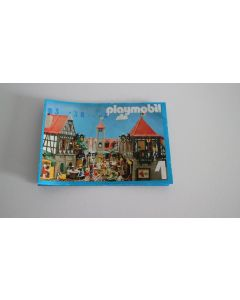 """playmobil Catalog - leaflet - flyer vintage playmo space """" front = space """" 1983 - 2 new"""