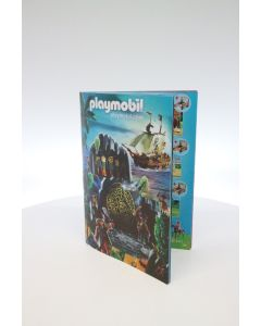 Flyer - catalog with front pirate island (L=10 cm B=7 cm)