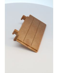 playmobil Vintage brown plate small for half-timbered houses series 34.....